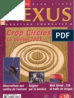Nexus 18 - jan fev 2002 - Crop circles (complet)