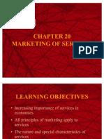18281337-CHAPTER-20-Service-Marketing-PPT