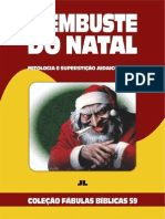 Coleção Fábulas Bíblicas Volume 59 - O Embuste do Natal