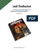 Arsenal Seductor - Evancid