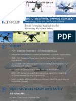SHAW Conference UAV Drone Technology for Workplace Safety September 2019