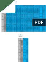 JADWAL PERKULIAHAN KELAS REGULER PAGI GENAP 2020-2021 REVISI 21 FEBRUARI 2021 21.29 WITA. V5-FZ