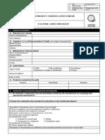 SD-SCD-QF75_Factory Audit Checklist_Rev.1_16 Sept.2019 (1)