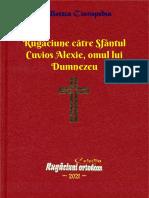 Rugăciune Către Sfântul Cuvios Alexie