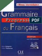 P 1-56 Grammaire Progressive Du Francais 680 Exercices Niveau Intermediare (1)