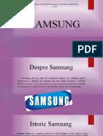 Identitate vizuala - Samsung