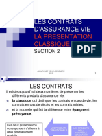 Section 2-Les Contrats