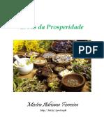 01 - Ervas da Prosperidade- Mestra Adriana Ferreira