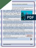 Lectura Material de Apoyo Biologia 2do  Año - Las Poblaciones Conforman Comunidades