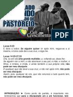 Discipulado Profundo e Discupulado de Pastoreio - Bispa Mila