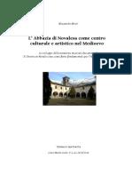Novalesa come centro culturale e artistico nel Medioevo