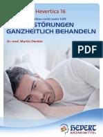 Bibliotheca Hevertica 16 - Schlafstörungen ganzheitlich behandeln