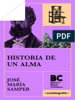 Historia de Un Alma Jose Maria Samper Bo