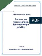 2011 - Premolli - La Persona - Matdid258962