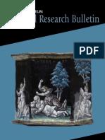 Spataro, M. Et Al. Non-Destructive Examination Porcelain. 2009
