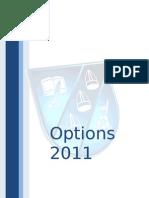 CVC Options 2011