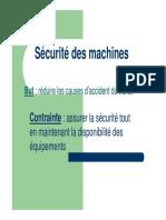 Cours Securite Machines