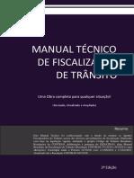 Manual brasileiro de Fiscalização 2017