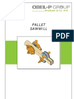 Pallet Sawmill English