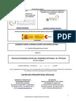 Cps Rc- Ea Artisanat Tetouan - 170-10