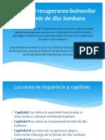Powerpoint Hernia de Disc