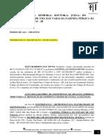 Ação do ITCMD  contra Eletropaulo