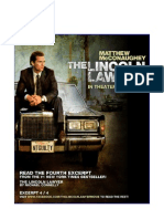 The Lincoln Lawyer -- Read the Book Now! Watch the Movie in Theaters 3/18!