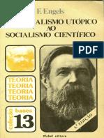 Do Socialismo Utópico ao Socialismo Científico - Friedrich Engels