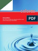 Calorex Dehumidifiers