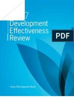 2007 Development Effectiveness Review