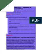 PDF Manual de Reparacion y Repintado de Carrocerias Automotrices Compress