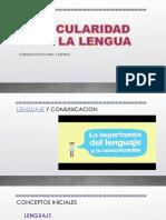PARTICULARIDADES DE LA LENGUA 1