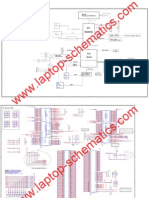 Gericom laptop motherboard schematic diagram