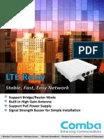 LTE Relay Brochure
