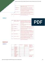 Corrigé Exercices Architecture Processeur (CPU) et mémoire _ Examens, Exercices, Astuces tous ce que vous Voulez
