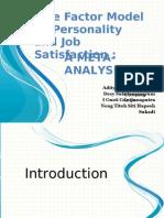 OB_Presentation_Five Factor Model