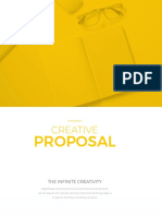 Simple Creative Proposal