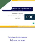 EstimateurParCalage(support_cours)