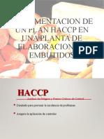 IMPLEMENTACION DE UN PLAN HACCP