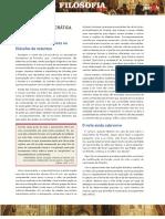 Texto Complementar (Pré-socráticos) - Aula 2