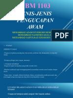 JENIS2 PENGUCAPAN AWAM-GBM 1103