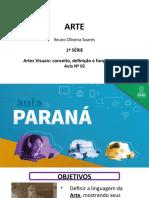 Arte_1Série_slide aula 02
