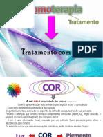 Aula Cromoterapia GAR