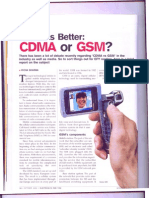 CDMA or GSM