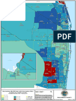 Palm Beach County COVID-19 Zip Code Map