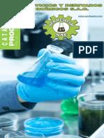 Catálogo SDQ-Reactivos