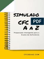 Simulado+CFC+De+A+a+Z+-+Comentado