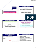 4 Aulas Teóricas 6 e 7 TCC Revisão 10-09-2020