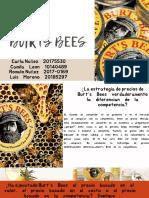 Caso # 2 Burts Bees