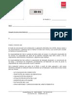 Documento ID 01-Generico